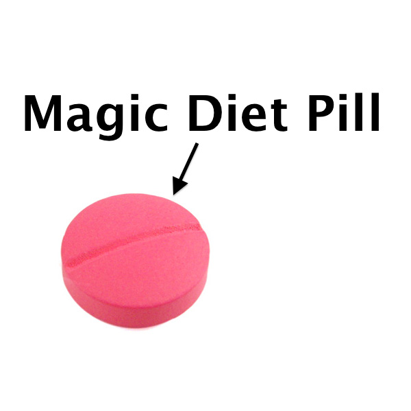 Magic Diet Pill