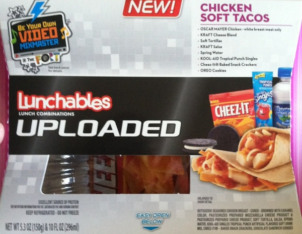 The Worst Product of 2013? Lunchables Uploaded