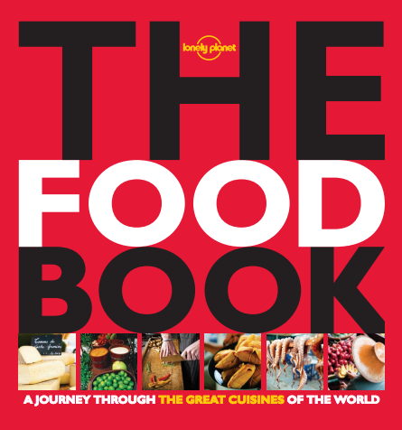 The Food Book - Lonely Planet