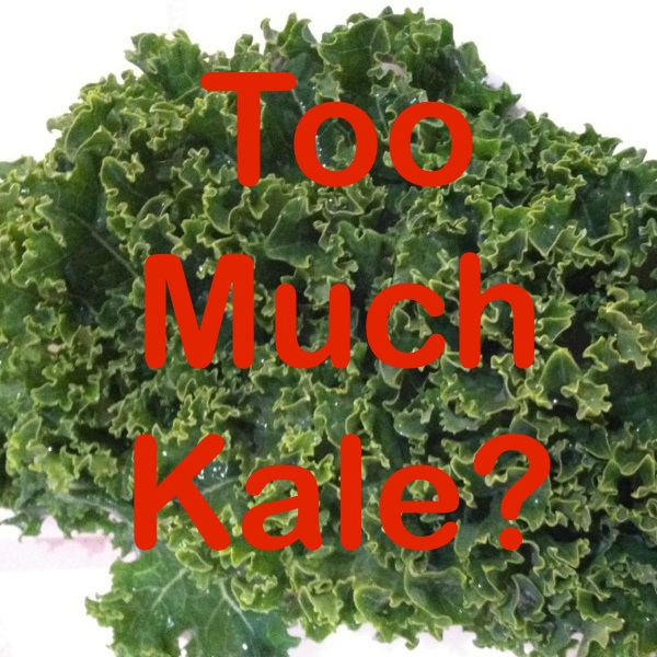 Is Your Kale Smoothie Harming Your Thyroid?