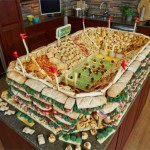 Needed: Suggestions for Healthy Superbowl Snacking