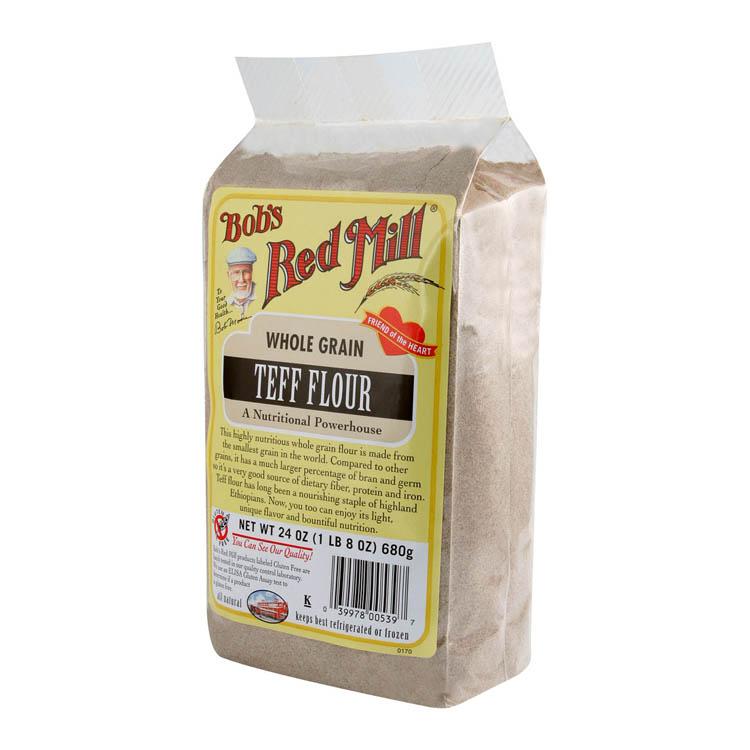 Teff Flour - Bob's Red Mill