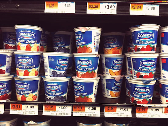 Dannon Promises to Reduce Sugar…to Levels *Above* Current Offering