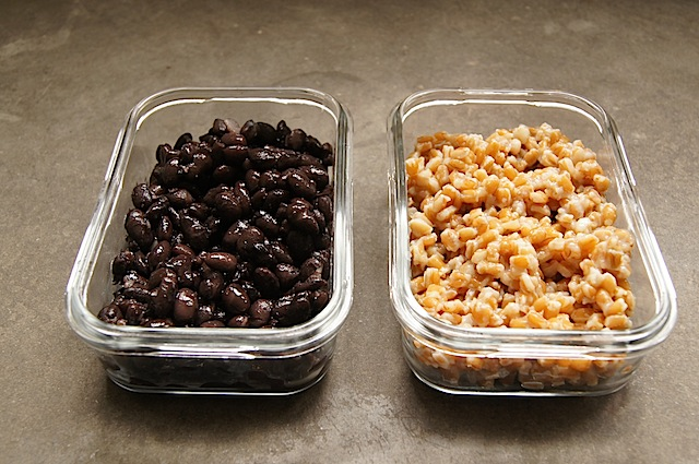 Bean dishes