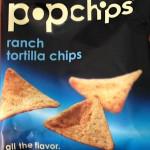 Popchips Vs. Doritos - Who Makes a Better Ranch Tortilla Chip?
