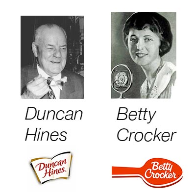 What's the Difference between Duncan Hines & Betty Crocker?
