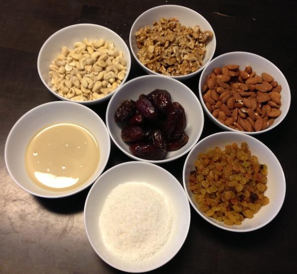 Fooducate Bar Ingredients