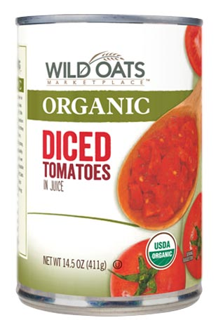 Wild Oats Canned Tomatoes