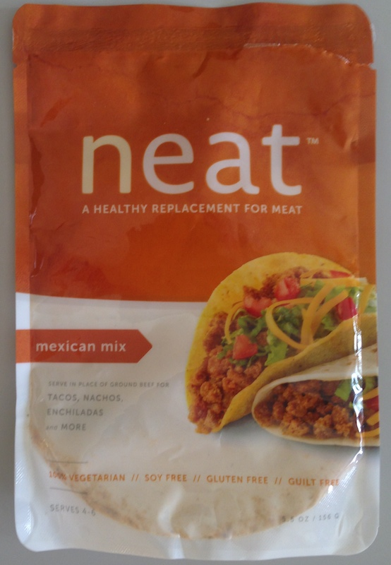 Meatless Monday: Neat Foods Mexican Mix