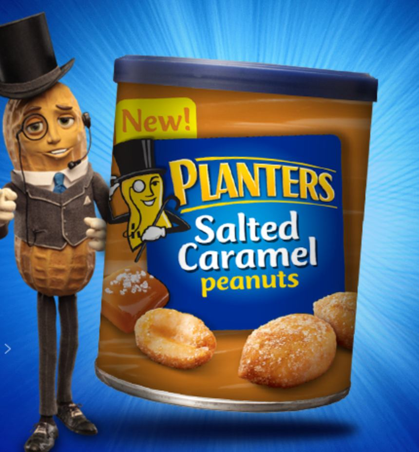 Planter Peanut Man