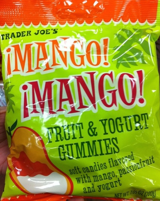 Trader Joe's Fruit & Yogurt Gummies