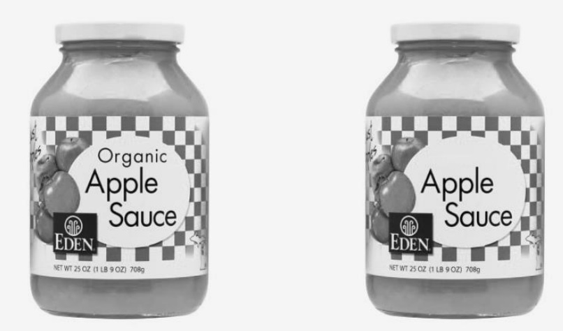 Apple sauce - 2 versions