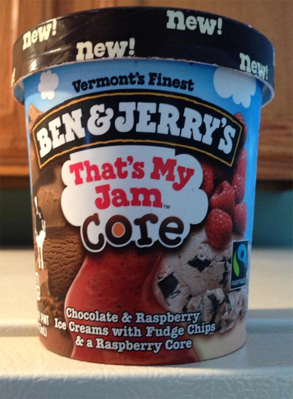 Ben and Jerry's Ice Cream