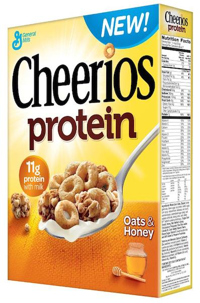 Cheerios Protein - Oats & Honey