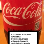 California, Leader In Public Health Measures, Tackles Sugary Drinks