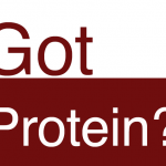 The Right Way to Think About Protein