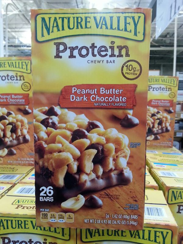 Nature Valley Protein Bars Good For You