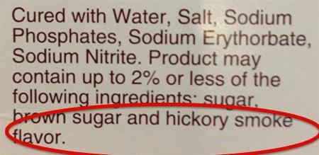 Hickory Smoke Flavor