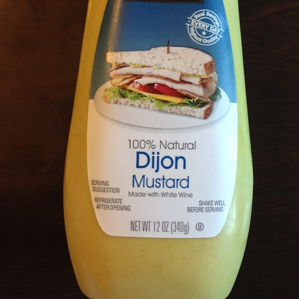 Have Some Dijon Mustard