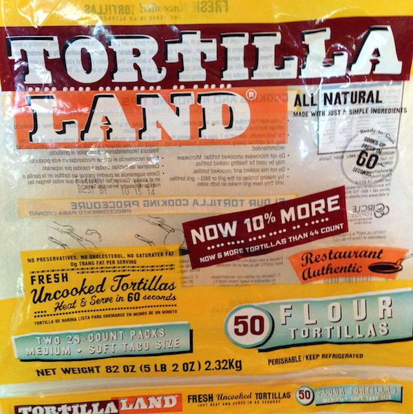 tortilla land