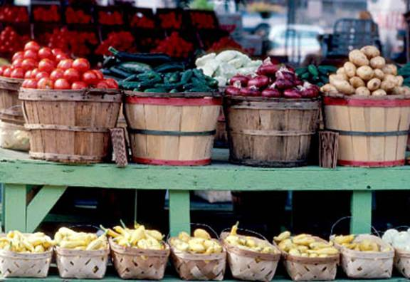How Close Are You to a Farmers Market?