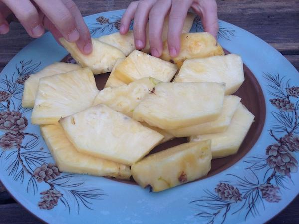 Fresh Pineapples, Don't Settle For Less