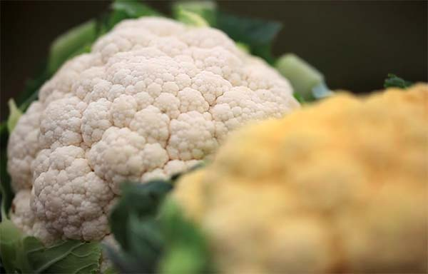 The Surprising Reason Cauliflower is White