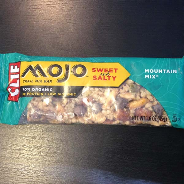 Clif Mojo Bar – A Healthy Choice?
