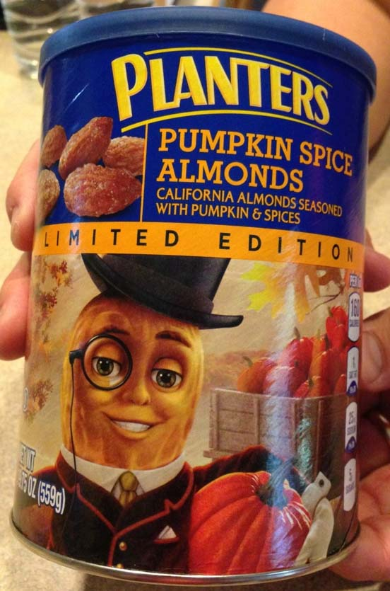 Pumpkin Flavors Everywhere, Especially Snacks