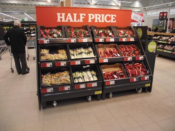 Is Your Supermarket Sabotaging Your Diet?