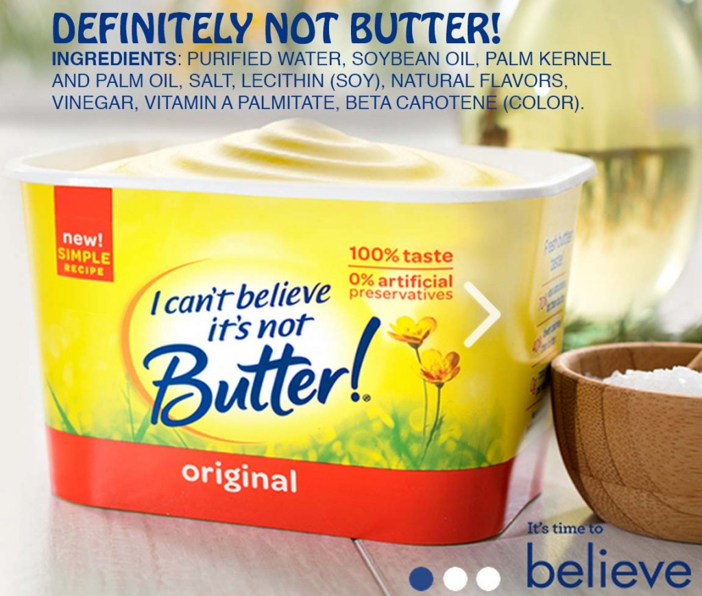Unilever Introduces Margarine 2.0