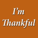 The Food I'm Most Thankful for Is _________?
