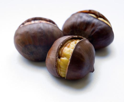 Chestnuts Are the Nuttiest Nut of Them All [Recipe]