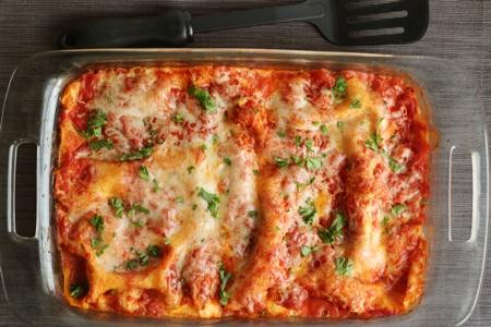 Sneaky Zucchini Lasagna