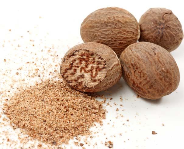 Getting High on Nutmeg?