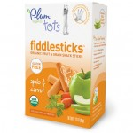 About Those Vegetables in Kids' Snacks