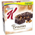 Special K Has a Special Trick for Healthwashing its Heavenly Caramel Brownies
