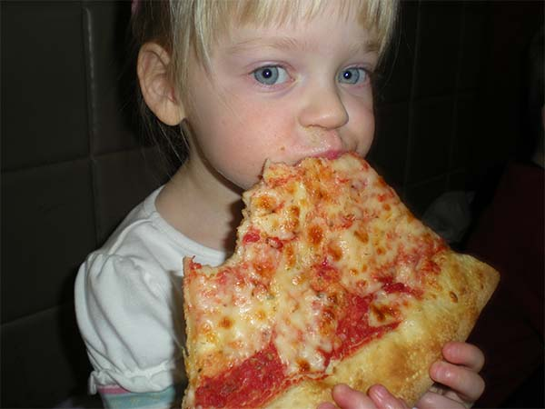 Kids Eat Too Much Pizza, Here's What to Do About It