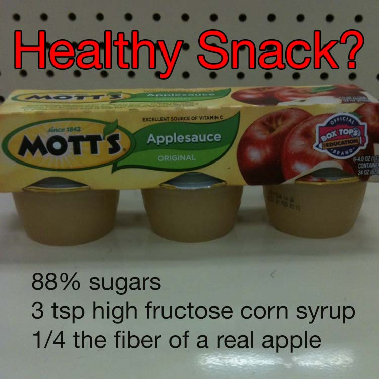 The Truth About Applesauce