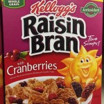 Raisin Bran, Now with Cranberries, Makes a Shady Health Claim