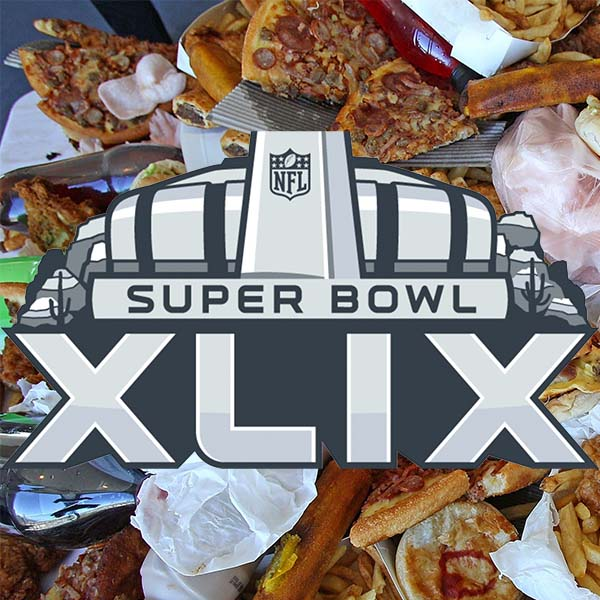 5 Tips to Help You Enjoy the Superbowl Without Gaining Weight