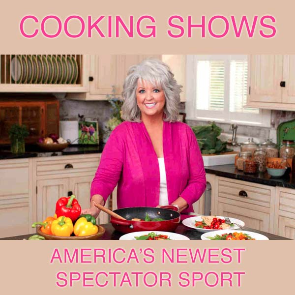 When Did Cooking Become a Spectator Sport?