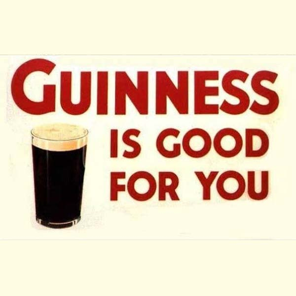 The Health Benefits of Guinness Beer – Happy St. Patrick's Day!
