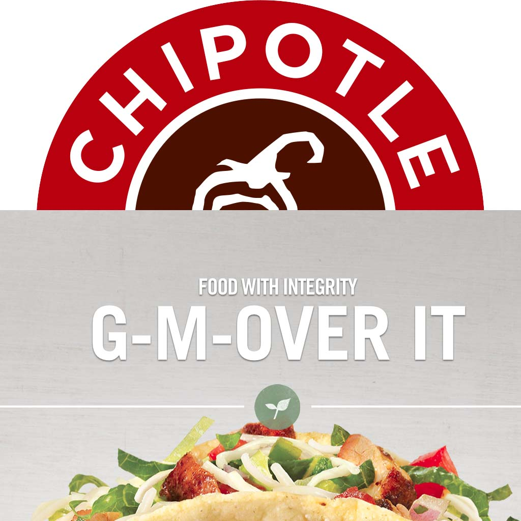 Chipotle Goes 100% Non-GMO