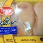Tyson Chickens, Soon with (Almost) No Antibiotics