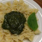 Easy Pesto Sauce (Recipe)