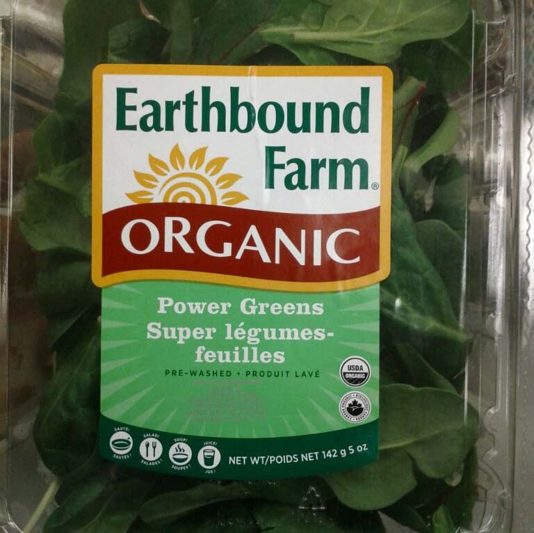 Pre-Washed Salad Greens Are Soaked in More than Just Water