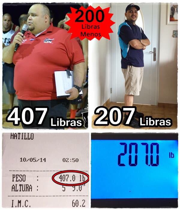 This is How I lost 200 pounds in 9 Months