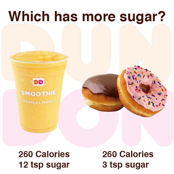 Don't Be a Victim of This Dunkin' Donuts Health Ambush
