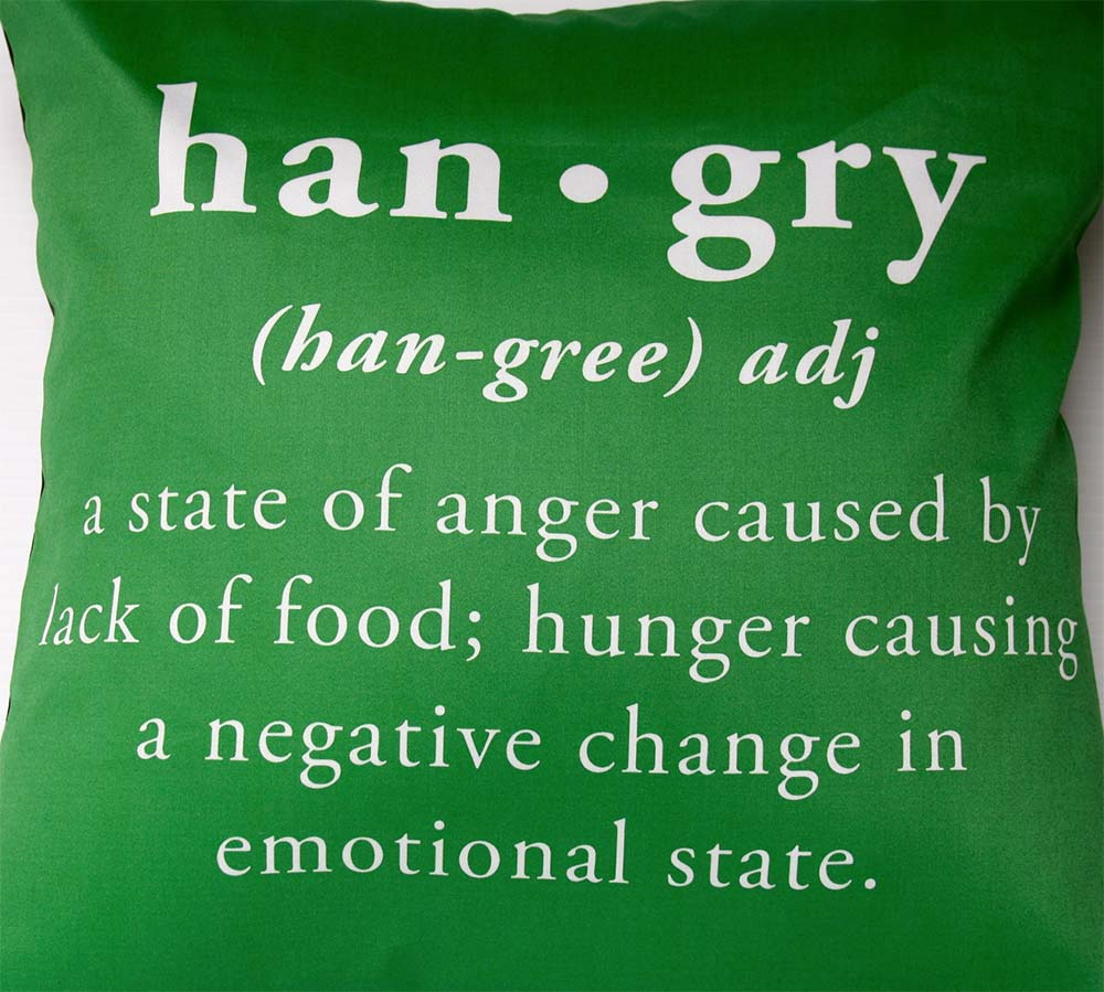 Why Do People Get Hangry? (Hungry and Angry)